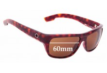 Sunglass Fix Replacement Lenses for Spy Optics Lennox - 60mm