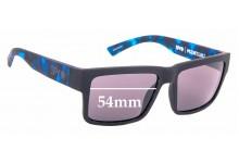 Sunglass Fix Replacement Lenses for Spy Optics Montana - 54mm Wide