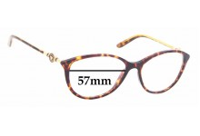 Sunglass Fix Replacement Lenses for Versace MOD 4251 - 57mm wide