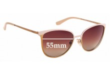 Sunglass Fix Replacement Lenses for Vogue VO 4002-S - 55mm Wide