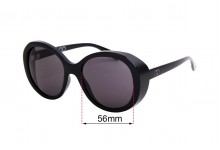 Sunglass Fix Replacement Lenses for Childe Drummer - 56mm wide