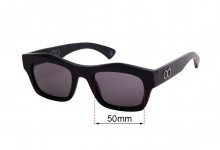 Sunglass Fix Replacement Lenses for Childe Folsom - 50mm wide