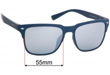 Parim 1020 Replacement Sunglass Lenses - 55mm Wide
