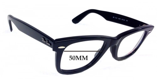 6530a4f79d Ray Ban Wayfarer Replacement Lenses 50mm « Heritage Malta