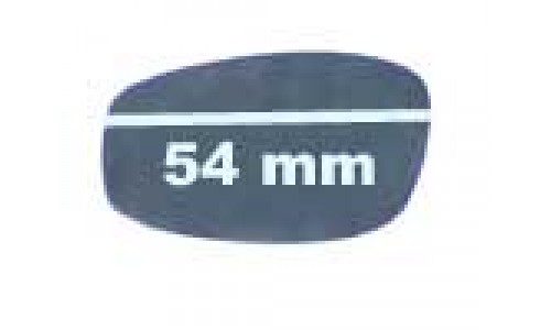 Von Zipper MC Replacement Sunglass Lenses - 54mm