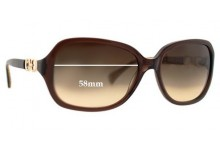 Coach Beatrice Replacement Sunglass Lenses - 58mm wide