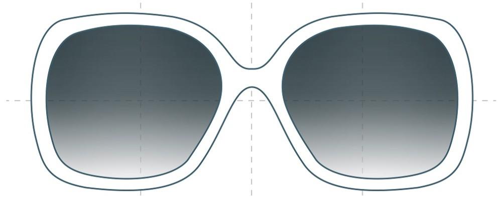 SFX Replacement Sunglass Lenses fits Dolce /& Gabbana DG4270 55mm Wide