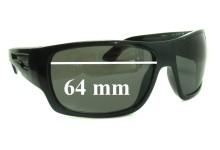 Arnette Derelict AN4149 Replacement Sunglass Lenses - 64mm wide