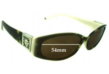 Anne Klein Replacement Sunglass Lenses - 54mm wide