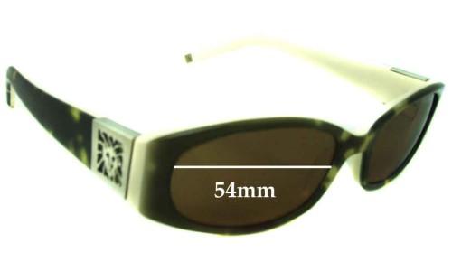 Anne Klien New Sunglass Lenses - 54mm wide