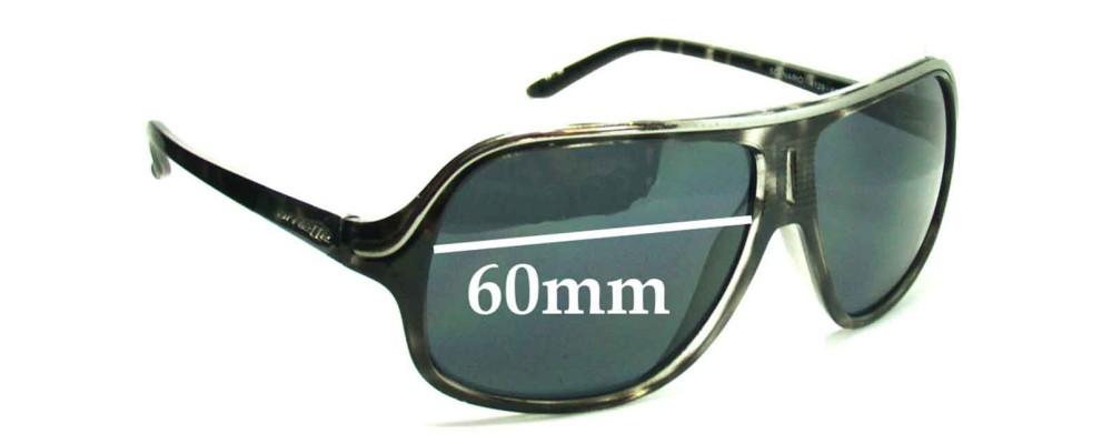 Arnette Scenario AN4129 Replacement Sunglass Lenses - 60mm wide