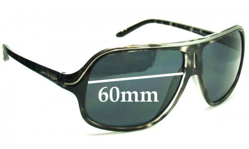 Arnette Scenario AN4129 Replacement Sunglass Lenses - 60mm wide