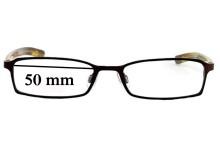 Calvin Klein 5112 Replacement Sunglass Lenses - 50mm wide