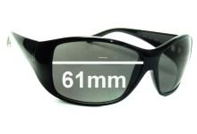 Calvin Klein 3067S Replacement Sunglass Lenses - 61mm wide