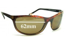 The Cancer Council Australia 9615 Replacement Sunglass Lenses - 62mm wide