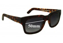 Chronicles of Never Choroid Plexus Replacement Sunglass Lenses - 50mm Wide