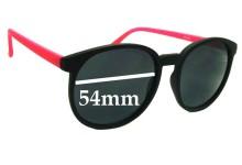 D-eye ZX2409 Replacement Sunglass Lenses - 54mm Wide