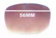 Dunhill DU54704 Replacement Sunglass Lenses - 56mm wide