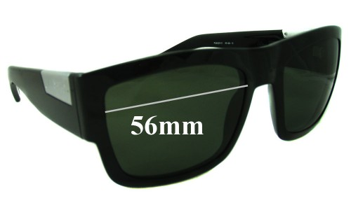 Fox The Decorum Replacement Sunglass Lenses - 56mm Wide