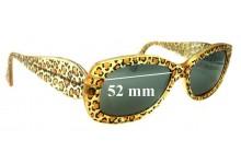 Jean Lafont - Jamaique 380 Replacement Sunglass Lenses - 52mm wide