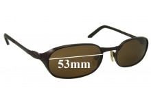 Killer Loop NIMAD2 Replacement Sunglass Lenses - 53mm wide