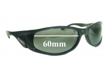 Mako 9494 Replacement Sunglass Lenses - 60mm Wide
