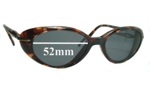 Maui Jim MJ147 New Sunglass Lenses - 52mm Wide