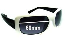 Minx Cote 5291 New Sunglass Lenses - 60mm Wide