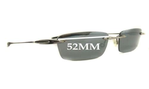 Oakley 31 Thirteen 53mm wide New Sunglass Lenses