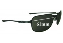 Oakley C-Wire New Replacement Sunglass Lenses - 61mm Wide