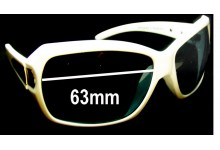 Odyssey Sputnik Replacement Sunglass Lenses - 63mm wide