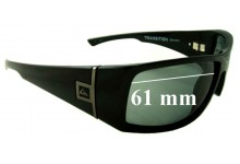 Quiksilver Transition Replacement Sunglass Lenses - 61mm Wide