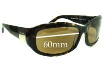Ralph Lauren RA5004 Replacement Sunglass Lenses - 60mm wide