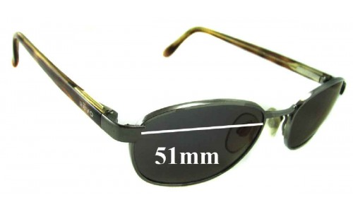 Revo 3009 New Sunglass Lenses - 51mm Wide