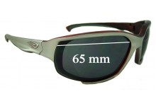 Ryders Hijack Replacement Sunglass Lenses - 65mm wide
