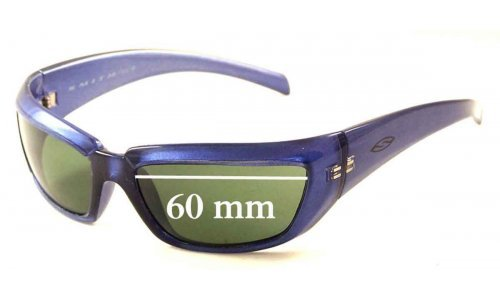 Smith Chopper Replacement Sunglass Lenses 60mm wide