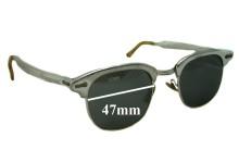 Shuron New Sunglass Lenses - 47mm Wide