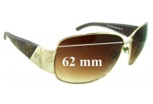 Tommy Bahama - Royal Gold Replacement Sunglass Lenses - 62 mm Wide