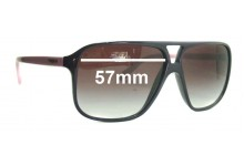 Vogue VO2579S Replacement Sunglass Lenses - 57mm Wide