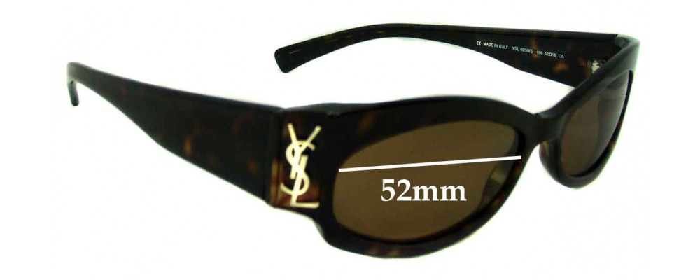 4cde65d691 Saint Laurent Sunglasses Repair