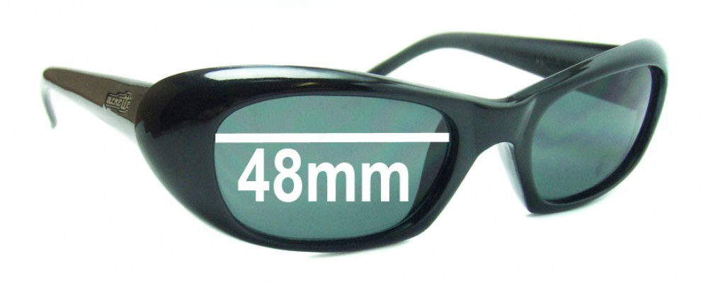 Arnette AN270 Serum Replacement Sunglass Lenses - 48mm wide