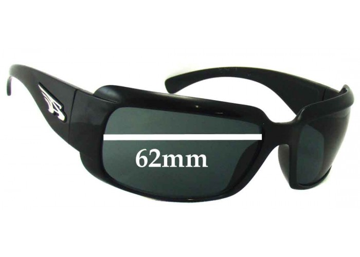 Fuse Lenses Fuse Plus Replacement Lenses for Arnette Blowout AN4142