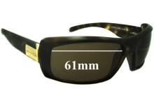 Arnette Chamber AN4111 Replacement Sunglass Lenses - 61mm Wide