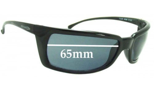 Arnette Ollie AN4036 Replacement Sunglass Lenses - 65mm wide
