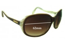 Bill Bass Replacement Sunglass Lenses- Model Unknown - 62mm Wide