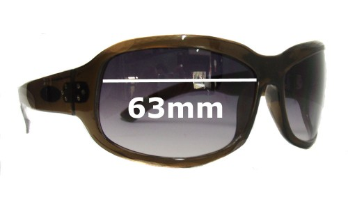 Blinde Perfectly Panicked Replacement Sunglass Lenses - 63mm wide