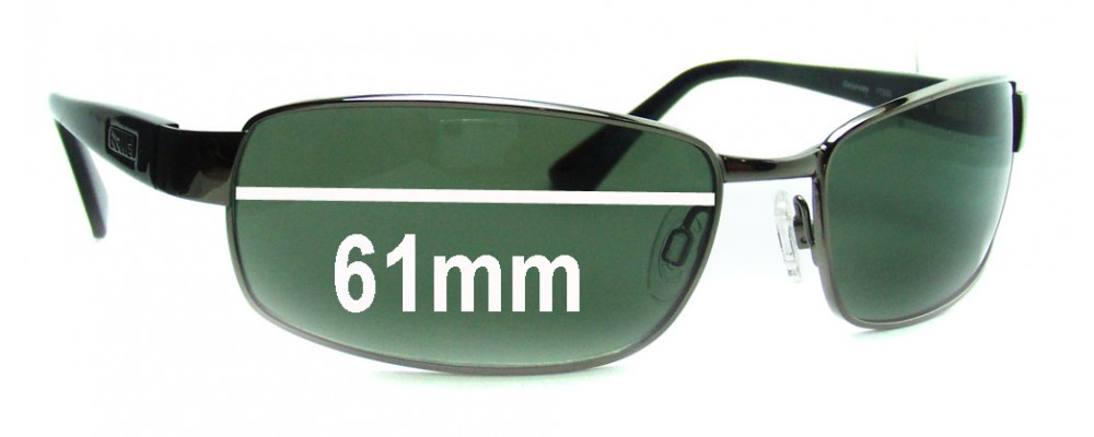 Delancey Replacement Sunglass The Lenses 61mm Bolle By Fix™ Ac35jLqS4R