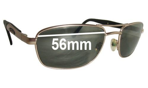 Bolle Pharmium 2.0 Replacement Sunglass Lenses - 56mm wide