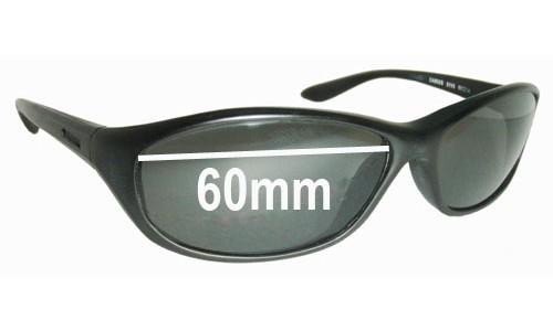 Carrera CA903S Replacement Sunglass Lenses - 60mm wide