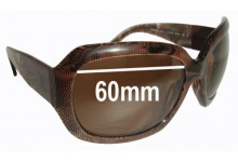 CHANEL 5146 Replacement Sunglass Lenses - 60mm wide